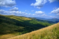 Wczasy w Bieszczadach - magia gór